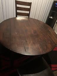 round table with four chairs normal where they re asking 120 or best offer for in avondale az offerup
