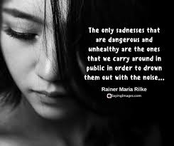 Beauty Is Dangerous Quotes Best Of 24 Compelling Rainer Maria Rilke Quotes SayingImages