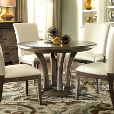 48 inch round dining table square seats how many pad glass set