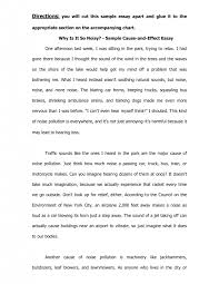 cause essay example okl mindsprout co cause essay example