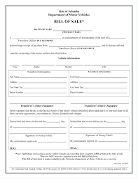 Sample Of Bill Sale For Used Car Or Free Template Auto Doc