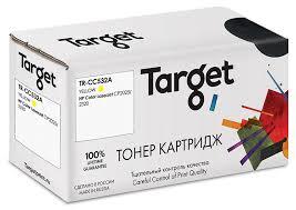 <b>Картридж HP CC532A</b> Target - купить оптом для принтеров LJ ...