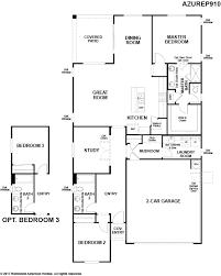 interactive floor plan richmond american homes plans