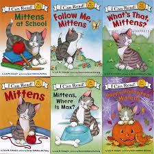 6 books set first i can read mittens children story books children english reading english picture books for kids aliexpress