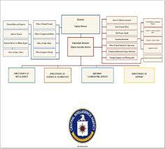 Cia Organizational Chart