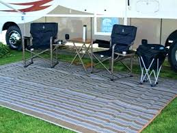 rv mat outdoor mats interesting rugs for camping tasty camper patio mat flag awning home rv mat patio camping