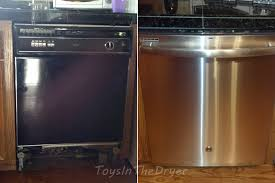How To Clean The Inside Of A Stainless Steel Dishwasher Stainless Steel Dishwasher How Do You Clean A Stainless Steel