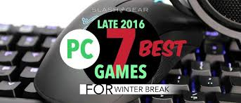 7 Best Pc Games To Play Over Winter Break Slashgear