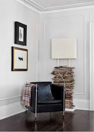 Beautiful wall trim moulding - by Sara Bederman Interior Design, via Houzz