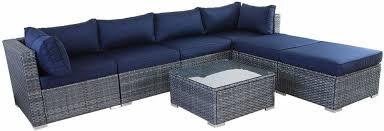 dropship outdoor rattan sofa patio