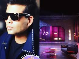 Koffee With Karan Season 6 Set Design Koffee With Karan 6 This Is How The New Set Of The Show