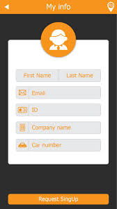 Android registration form - Stack Overflow