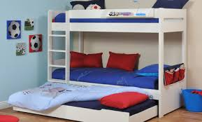 kids bunk bed with stairs. Stompa Uno Multi-Bunk Kids Bunk Bed With Stairs U