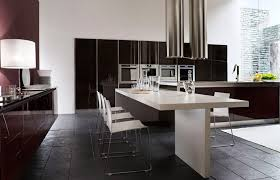 Kitchen island dining table combo Contemporary Simple Chairs Concrete Electric Range Hood Kitchen Island Dining Table Combination With Gallery Also Combo Pictures Modern As Flower Vase Laminate Wooden Camiloulive Kitchen Simple Chairs Concrete Electric Range Hood Kitchen Island