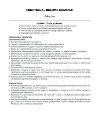 Resume Summary Of Qualifications Example Resume Summary Of ...