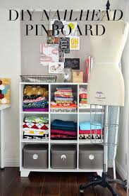 office pinboard. Merrick\u0027s Art // Style + Sewing For The Everyday GirlDIY NAILHEAD TRIM PINBOARD | Office Pinboard D