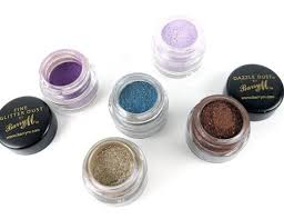 barry m fine glitter dust and dazzle dust reviews and swatches