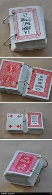 I Love You Crafts 36 Homemade Mothers Day Gifts And Ideas Playing Card Crafts