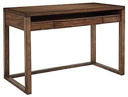 desk tables home office. Modren Tables Ashley Furniture Signature Design  Baybrin Small Home Office Desk Open  Shelf Drop For Tables E