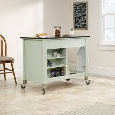 Mobile Kitchen Island Original Cottage Mobile Kitchen Island 414385 Sauder