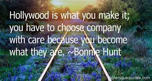 Bonnie Hunt quotes: top famous quotes and sayings from Bonnie Hunt