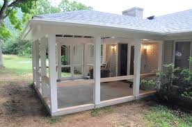 andrew watkins custom home building design build bean renovation highland county screen porch