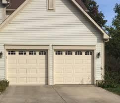 amarr heritage garage doors. Garage Doors - AFTER (Amarr Heritage 3000 Short Panel With Cascade Windows) Amarr
