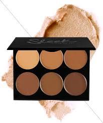 sleek makeup cream contour kit 16