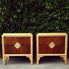 gold painted furnitureRefinished Furniture with Modern Masters Gold Rush Metallic Paint