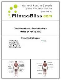 Exercise Cards Total Gym Mafiadoc Com