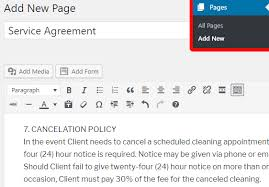 How To Create Service Agreements In Wordpress (With Digital Signatures)