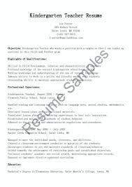 Preschool Teacher Assistant Job Description Resume Duties