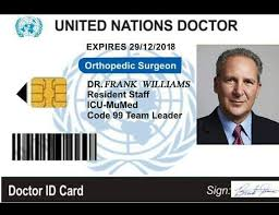 A Fake Scammer By Created Id Card
