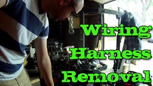 lexus ls400 drift build 12 wiring harness removal youtube Lexus SC400 Wiring Diagrams lexus ls400 drift build 12 wiring harness removal