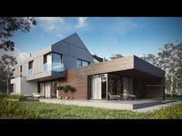 Modern Single-Family House By Krzysztof Kowal
