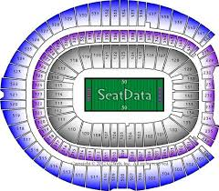 Sports Authority Field At Mile High Seating Chart Pictures