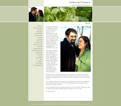 Our Wedding Website Josh And Connie