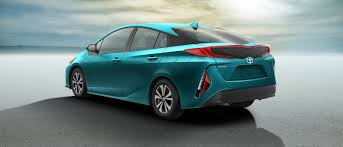 The 2017 Toyota Prius Prime Offers Huge Driving Range