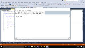 c tutorial how to insert math equation to richtextbox foxlearn