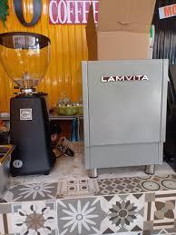 Review chất lượng pha cà phê của máy pha cà phê LAMVITA SL - SAM HORECA