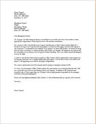 Claim Letters Complaint Letter About Damaged Luggage Word Excel Templates