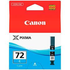 Цены на <b>Картридж</b> для струйного принтера <b>Canon PGI</b>-<b>72 C</b>