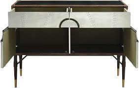 rosy leather console table media gallery rosy leather console table media gallery 1