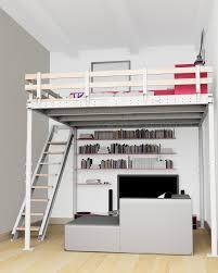 Plans For A Loft Bed Diy Loft Bed Kit Expand Furniture