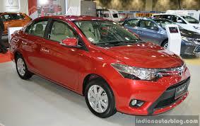 India-bound Toyota Vios - Motorshow Focus