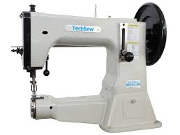 this sewing machine is capable of sewing upholstery leather biothane plastics nylon webbing canvaore