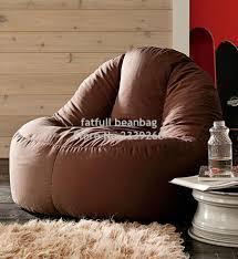Us 550 Abdeckung Nur Keine Füllstoff Braun Sitzsack Sofa Stuhl Outdoor Sitz Möbel Sitzgruppe Wasserdichte Hohe Back Garden Terrasse Stühle In