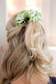 Flower Hair Style wedding hair with flowers ideas festival inspired hair braids 8581 by wearticles.com