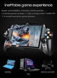 Bán Chạy S912K 7 Inch 64G Màn Hình Cảm Ứng Máy Chơi Game Nhiều Mô Phỏng Cho  Hệ Thống Android Hỗ Trợ Wifi Máy Chơi Game Handheld Game Players
