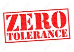 Images & Illustrations of zero tolerance